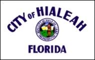 hialeah city flag